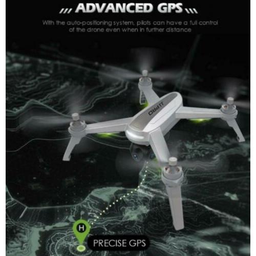 JJRC JJPRO X5 5G WiFi FPV RC Drone GPS Positioning Altitude