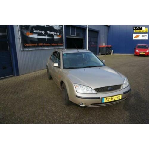 Ford Mondeo 2.0-16V Trend Automaat Airco, 1e eigenaar