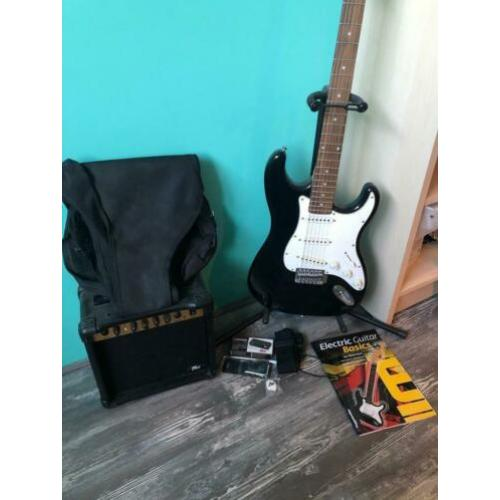 Volt Electric Guitar Complete Beginnersset