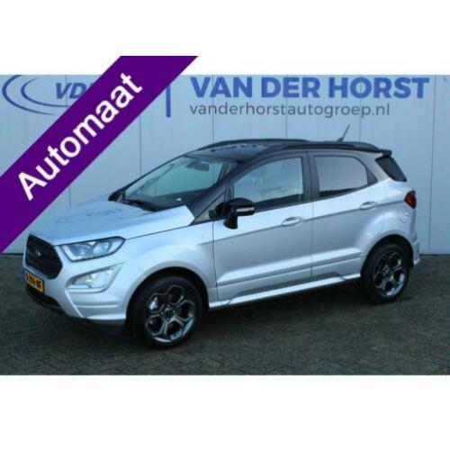 Ford EcoSport 1.0-126pk. EcoBoost ST-Line. Airco automaat! S