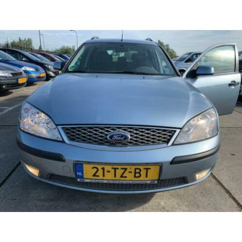 Ford MONDEO 2.0D 85KW 2007 clima apk 2020 euro4