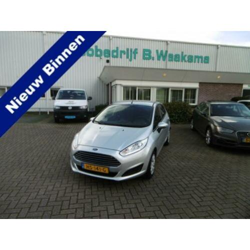 Ford Fiesta 1.5 TDCi Style Lease (bj 2015)