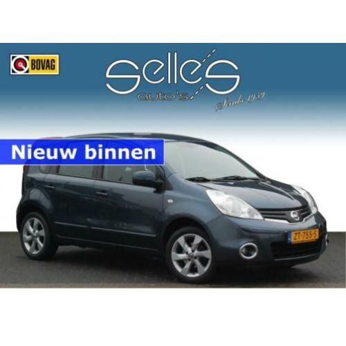 Nissan Note 1.6 Acenta | Automaat | LM Velgen | Cruise Contr