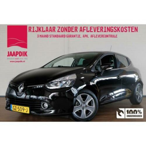 Renault Clio 1.5 dCi ECO Night&Day NAVIGATIE / AIRCO / LED /