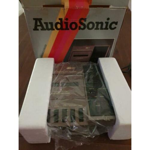 Audiosonic sv 1300 data recorder