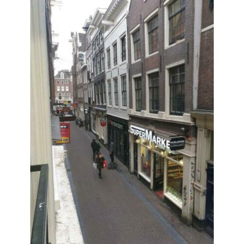 Studio for rent in the centre of Amsterdam
