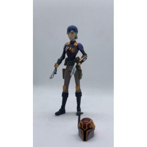 Star Wars Rebels 3.75 Sabine Wren
